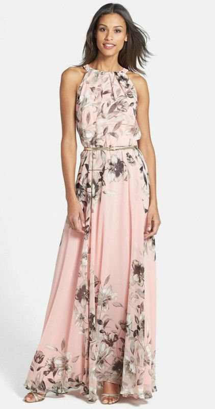Summer Wedding Guest Maxi Dresses Elegant 8 Amazing Summer Wedding Guest Outfits to Copy5