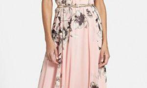 24 Lovely Summer Wedding Maxi Dresses