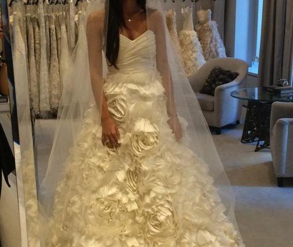 Sunday Rose Wedding Dresses Inspirational Monique Lhuillier Sunday Rose