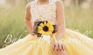 25 Unique Sunflower Dresses for Wedding