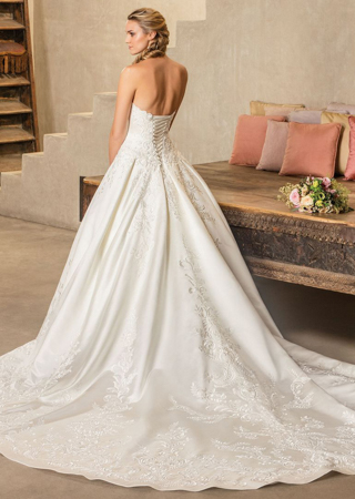 Casablanca 2303 Back Designer Wedding Dresses I Do I Do Bridal Studio New York New Jersey