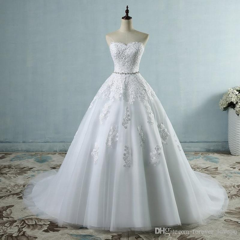 country wedding dresses a line sweetheart