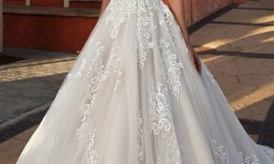 30 Elegant Sweetheart A Line Wedding Dresses