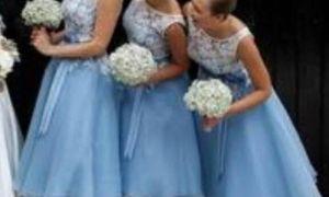 21 Fresh T Length Bridesmaid Dresses
