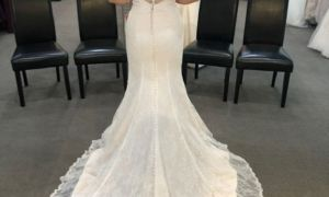 21 Beautiful Tank Wedding Dress