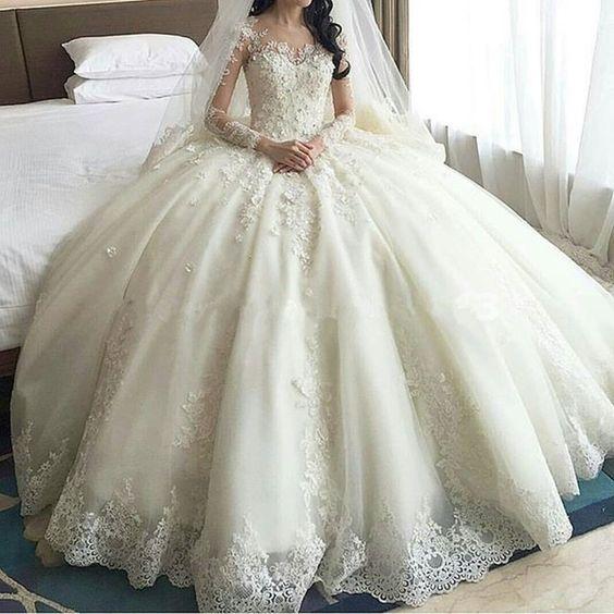 0d d7477b4acb2a48dc14d8e30c long sleeve wedding dress