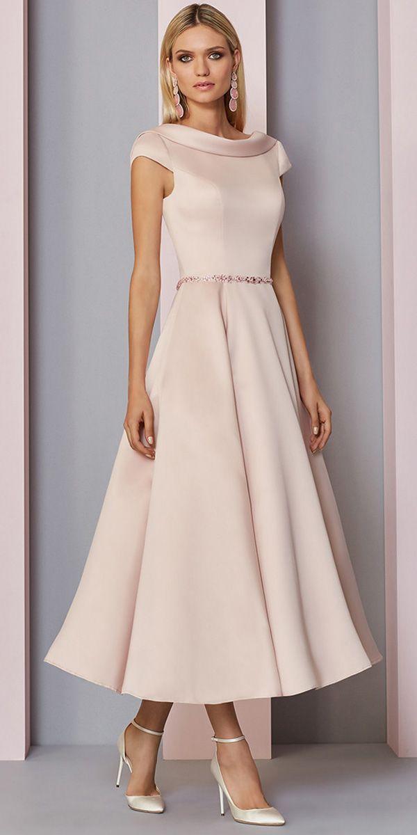 Tea Length Dresses for Wedding Guest Lovely Pin On Haljine