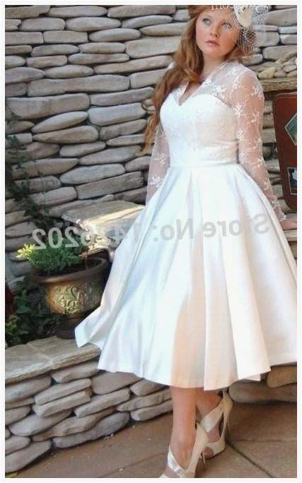 plus size tea length wedding gowns lovely 23 best vintage tea length wedding dresses model