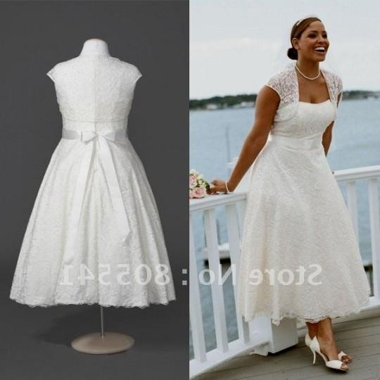 plus size tea length wedding gowns awesome plus size casual wedding dresses federicabruno