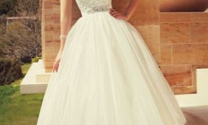 21 Beautiful Tea Wedding Dress