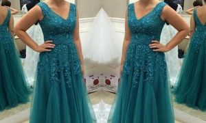 24 Unique Teal Dresses for Wedding