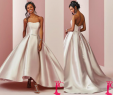 Terry Costa Wedding Dresses Beautiful Satin Vintage Rose Color Wedding Dress