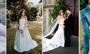 26 Unique the Vow Wedding Dresses