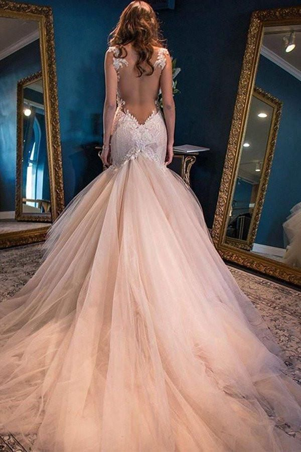 wedding dressing gowns elegant extravagant gown wedding dresses unique i pinimg 1200x 89 0d 05 890d