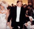 Third Marriage Wedding Dresses Inspirational Inside Melania and Donald Trump S Extravagant Wedding Plus