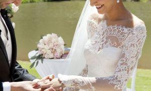 25 Beautiful Third Marriage Wedding Dresses
