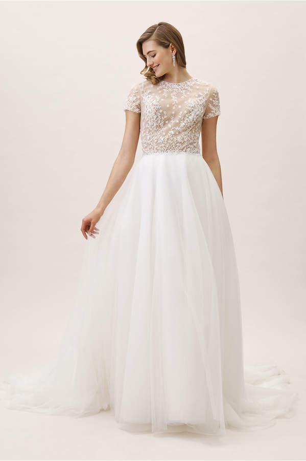 Whispers & Echoes Bradshaw Gown