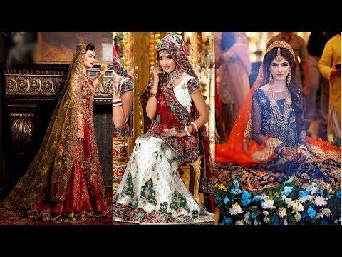 Top Bridal Designer Beautiful Latest top 50 Bridal Dresses Best Indian & Pakistani Bridal