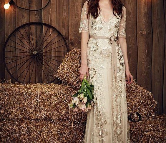 Top Bridal Designer Beautiful Pin On Wedding Dress for Women