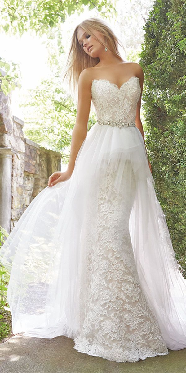 Top Bridal Designer Best Of 24 Gorgeous Sweetheart Wedding Dresses for Brides