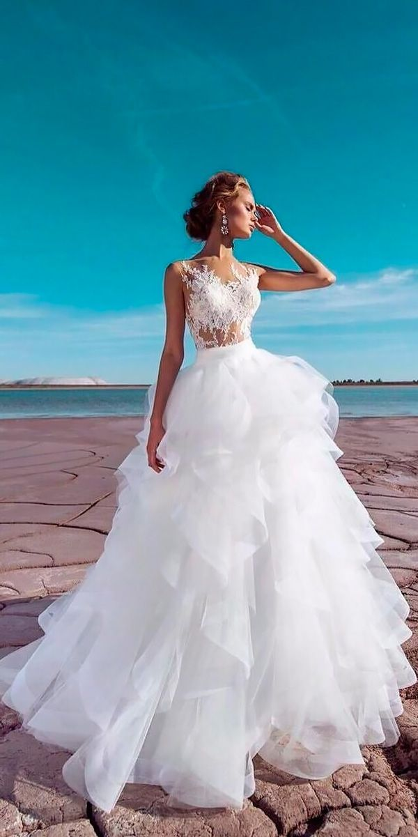 Top Bridal Designers Beautiful 27 Best Wedding Dresses for Celebration
