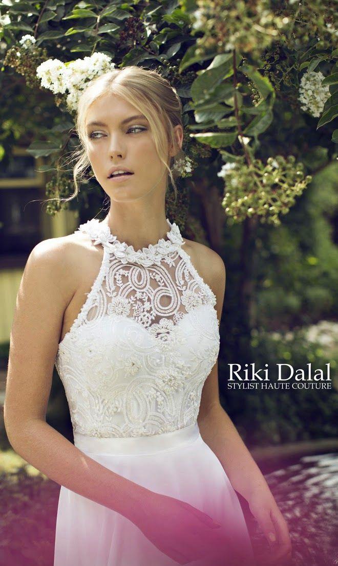 Top Bridal Magazine Luxury Wedding Dresses by Riki Dalal Provence Collection