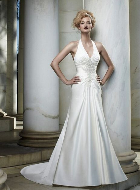 halter wedding dresses halter top wedding gown inspirational i pinimg 1200x 89 0d 05 890d stunning