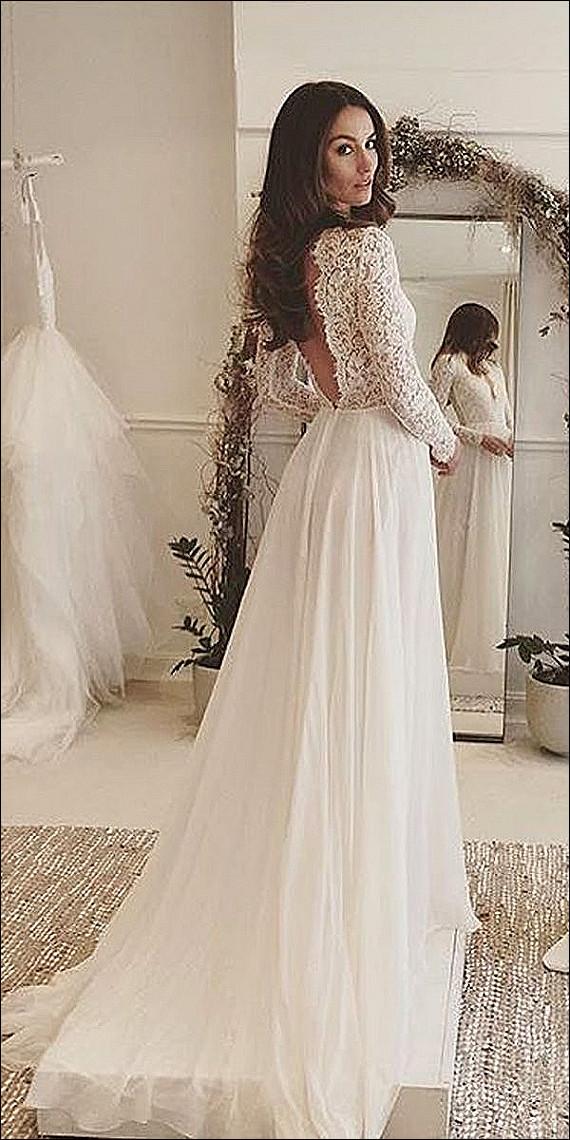 wedding dress 2018 beautiful wedding dresses for rustic wedding beautiful long sleeve wedding of wedding dress 2018