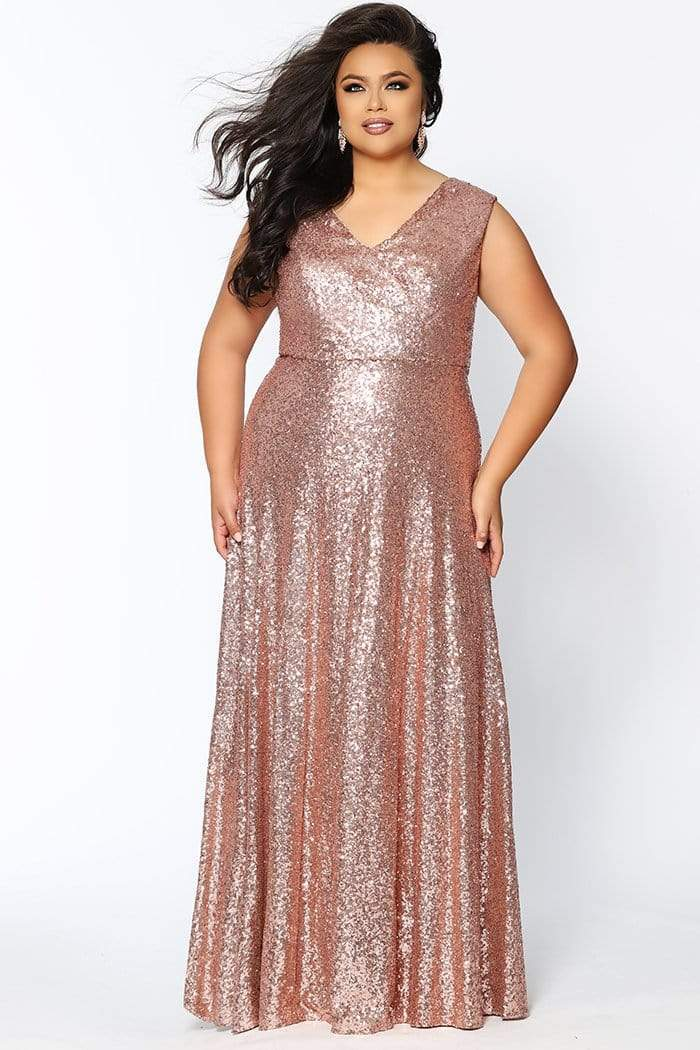 sydney s closet city lights formal gown rose gold 14 ce1801rgd14 1800x1800