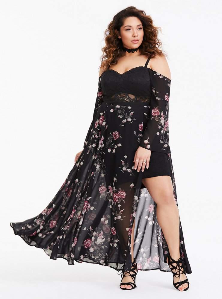 torrid dress 6
