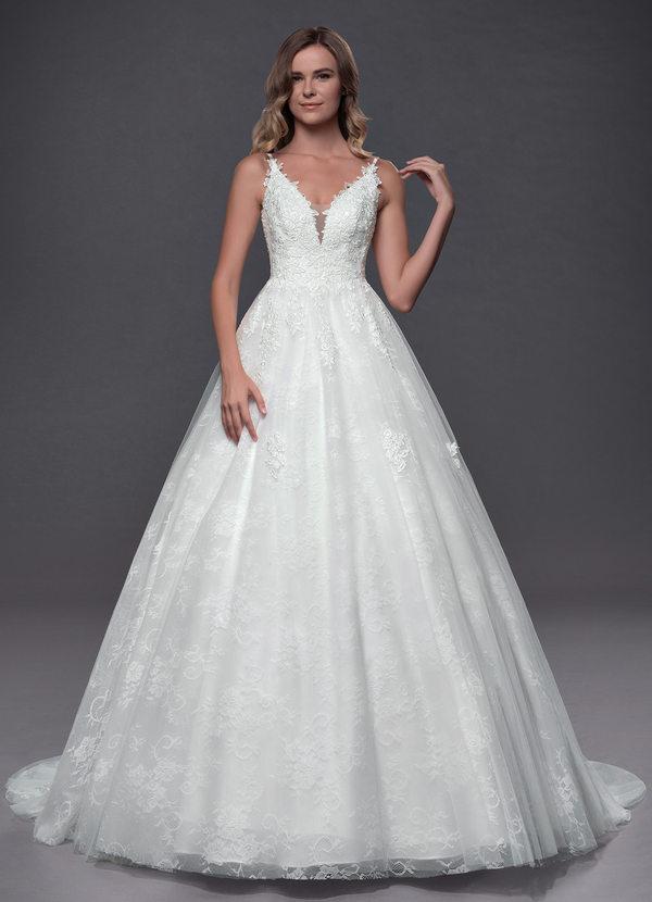 Traditional Wedding Gowns Inspirational Azazie Jolene Bg