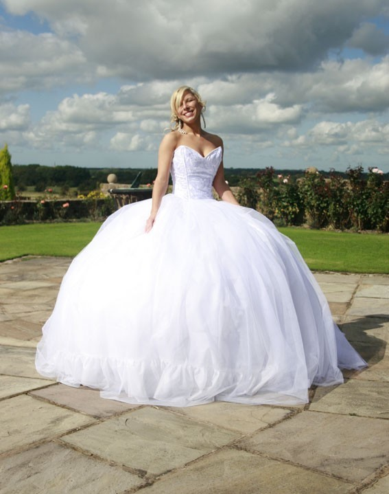 Big Fat Gypsy Wedding Dress Design 16
