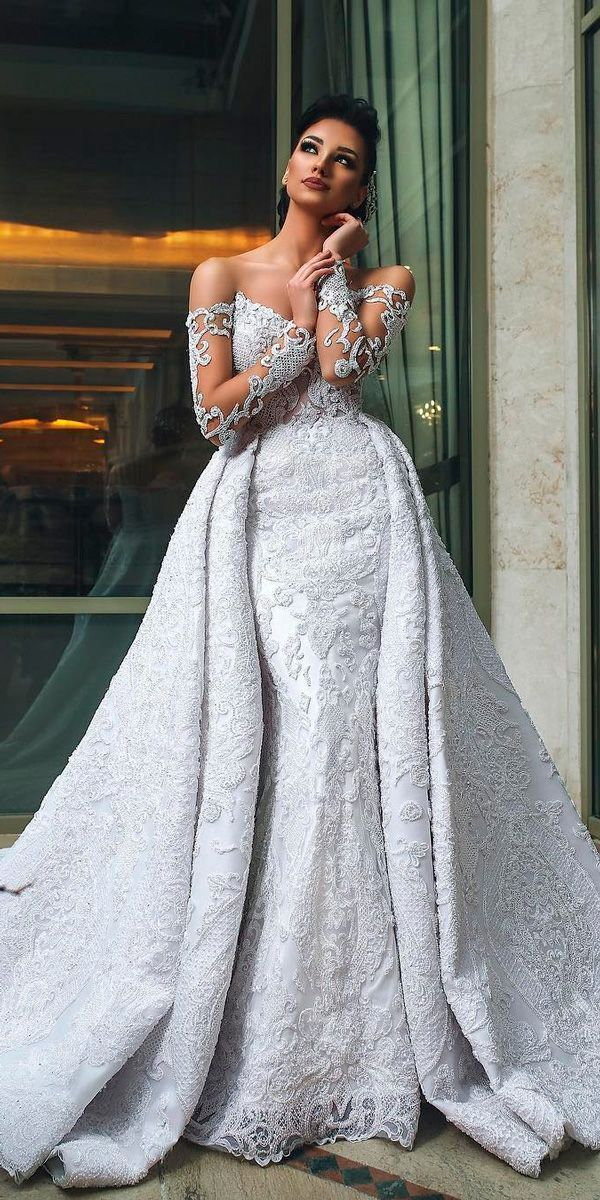 Trending Wedding Dresses Luxury Trendy Wedding Dresses 36 Chic Long Sleeve Wedding Dresses