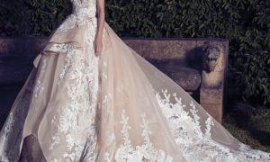 26 Luxury Two toned Wedding Dresses