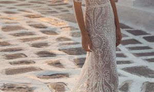 25 Inspirational Unique Beach Wedding Dresses
