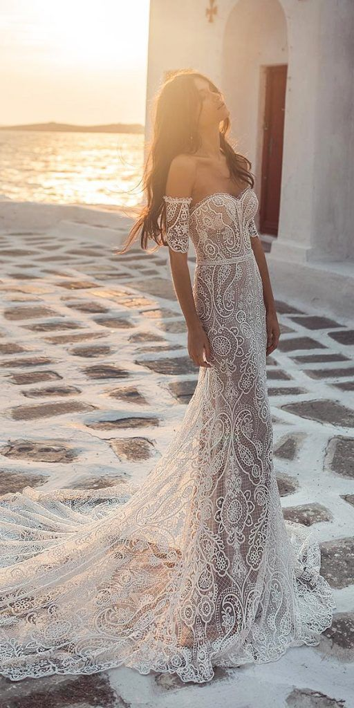 Unique Beach Wedding Dresses New 30 Unique Lace Wedding Dresses that Wow