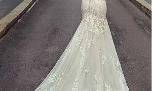 30 Elegant Unique Wedding Dress