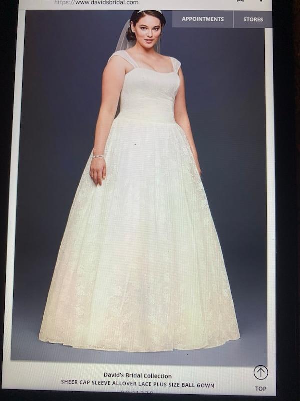 Used Plus Size Wedding Dresses Beautiful 2 Wedding Dress Never Worn 300 Each