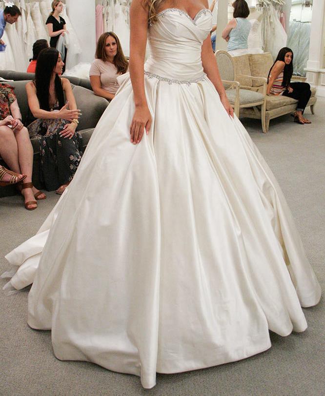 Used Wedding Dresses atlanta Elegant the Pnina tornai 4167 Picture 7
