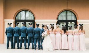 24 Beautiful Vegas Style Wedding Dresses