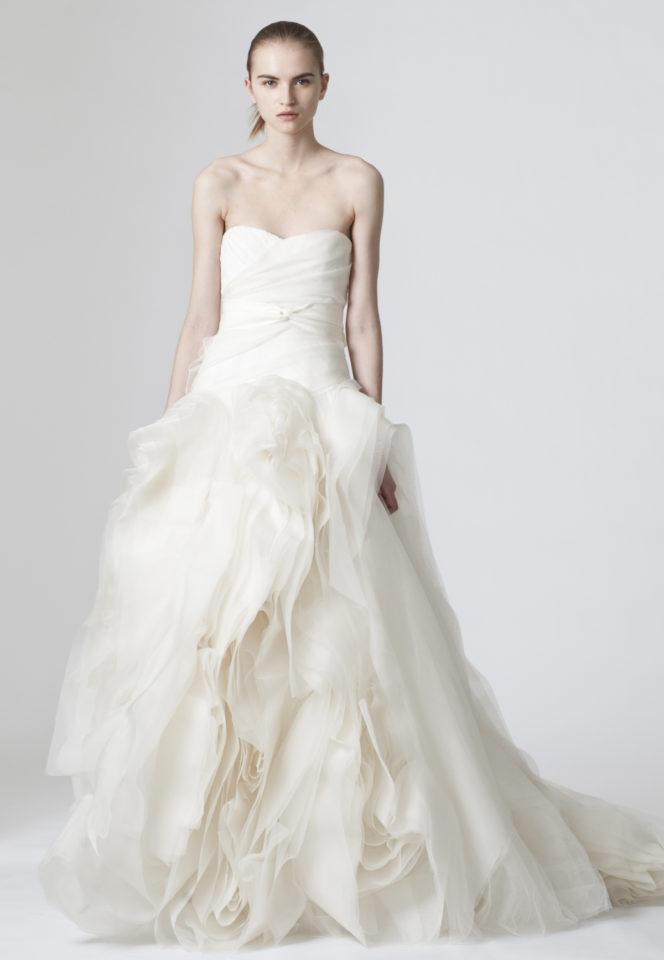 Vera Wang Wedding Dresses 2015 Lovely Vera Wang