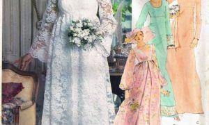 25 Inspirational Vintage Wedding Dress Designers