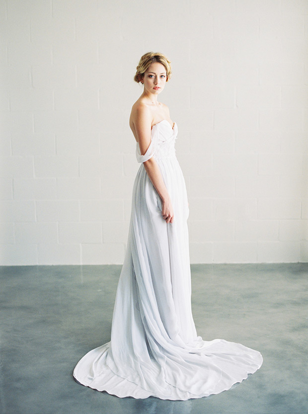 saint isabel bridal A to Z of wedding dress designers
