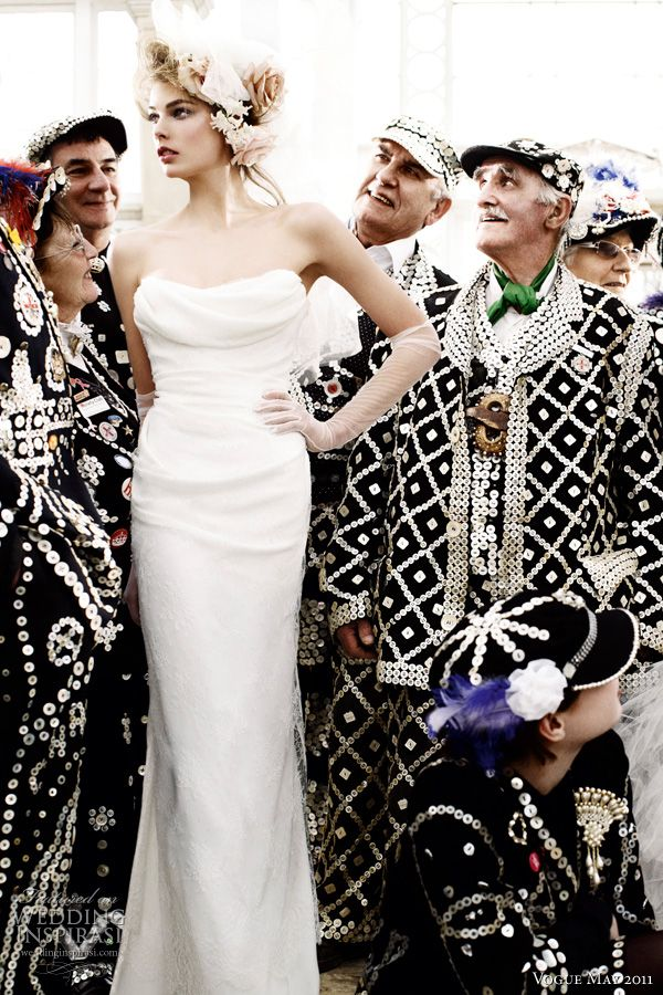 Vivien Westwood Wedding Dresses Beautiful the Royal Wedding issue Mario Testino