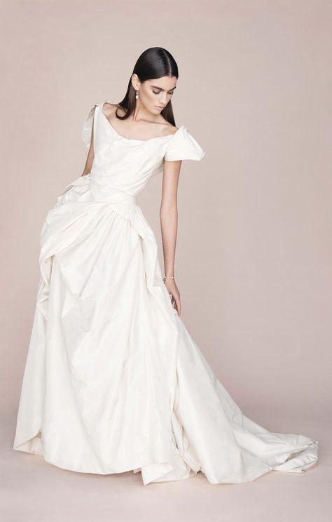Viviene Westwood Wedding Dresses Elegant Pin On Style