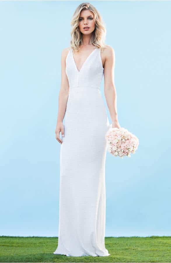 vow renewal dresses