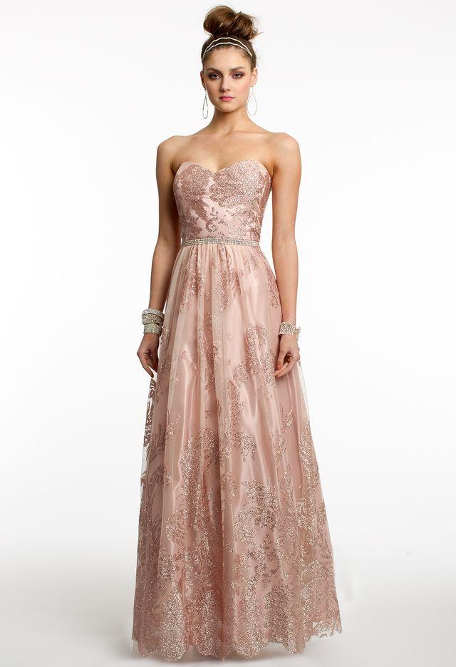 guest dresses for a wedding luxury glitter mesh ballgown pb and av pinterest