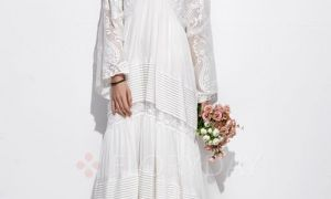 21 Lovely Wedding Dress Casual