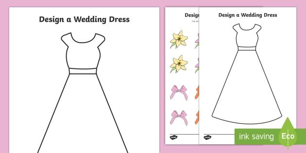 t t 809 design a wedding dress ver 1