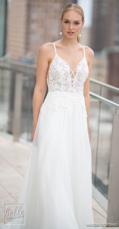 Wedding Dress New York Elegant Nybfw Maggie sottero Designs Wedding Dresses 2019